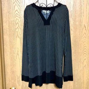 [michael kors] Striped Tunic